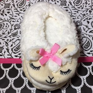 Kookie Kritters SHEEP Kids Slipper Socks S/M